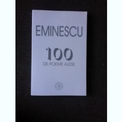 100 DE POEME ALESE - EMINESCU
