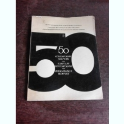 50 CONTEMPORARY SCULPTORS, CATALOG