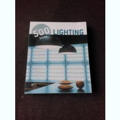 500 TRICKS LIGHTING  (TEXT IN LIMBA ENGLEZA)