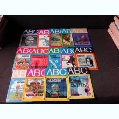 ABC, 14 CARTI EDUCATIVE, PENTRU COPII  (DETALII IN DESCRIERE)