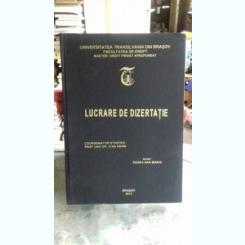 ACCESIUNEA IMOBILIARA ARTIFICIALA IN LUMINA NOULUI COD CIVIL/LUCRARE DE DIZERTATIE - RUSE ANA MARIA