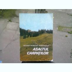 ACTIUNEA PATRIOTICA-PIONIEREASCA ASALTUL CARPATILOR. MARCAJE TURISTICE IN CARPATI