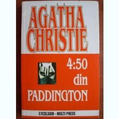 Agatha Christie - 4:50 din Paddington