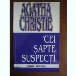 Agatha Christie - Cei sapte suspecti