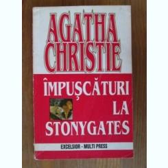 Agatha Christie - Impuscaturi la Stonygates