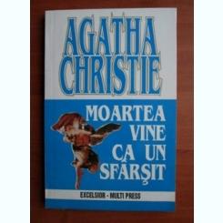 Agatha Christie - Moartea vine ca un sfarsit