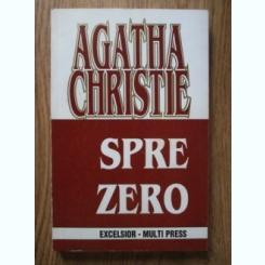 Agatha Christie - Spre zero