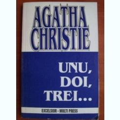 Agatha Christie - Unu, doi, trei...
