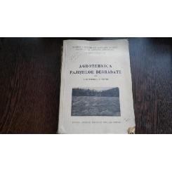 AGROTEHNICA PAJISTILOR DEGRADATE - I.RESMERITA