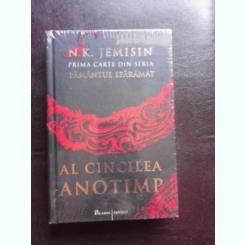 Al cincilea anotimp (Pamantul sfaramat Vol. 1) - N.K. Jemisin