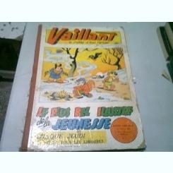 ALBUM VAILLANT NR.53 LA NR.564 DIN 1956  (CARTE CU BENZI DESENATE, TEXT IN LIMBA FRANCEZA)