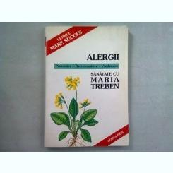 ALERGII - MARIA TREBEN