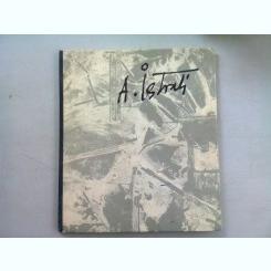 ALEXANDRE ISTRATI - ALBUM  (DEDICATIE)