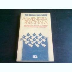 ALIMENTATIA RATIONALA - MARIA GHIRCOIASIU