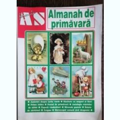 ALMANAHUL DE PRIMAVARA - FORMULA AS NR 2 -2007