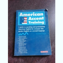AMERICAN ACCENT TRAINING - ANN COOK