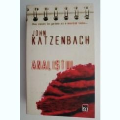 ANALISTUL - JOHN KATZENBACH