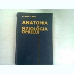 ANATOMIA SI FIZIOLOGIA OMULUI - N. SIMIONESCU