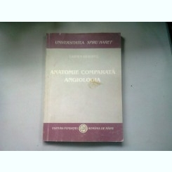 ANATOMIE COMPARATA. ANGIOLOGIA - CARMEN BERGHES