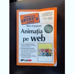 ANIMATIA PE WEB - MARC CAMPBELL