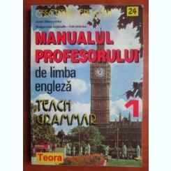 Anna Sikorzynska - Manualul profesorului de limba engleza