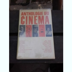 ANTHOLOGIE DU CINEMA, VOLUMUL X  (CARTE IN LIMBA FRANCEZA)