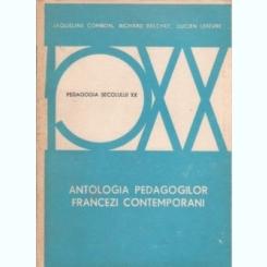 ANTOLOGIA PEDAGOGILOR FRANCEZI CONTEMPORANI - JACQUELINE COMBON