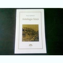 ANTOLOGIE LIRICA - NIZAR QABBANI