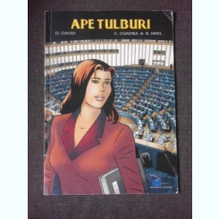 APE TULBURI - D. DAVID, C. CUADRA, CARTE CU BENZI DESENATE