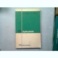 APTITUDINILE - AL. ROSCA