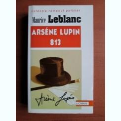 ARSENE LUPIN 813 - MAURICE LEBLANC