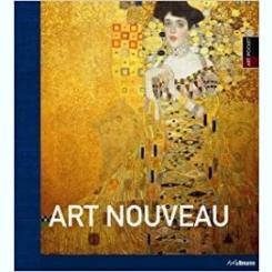 ART NOUVEAU - ANKE VON HEYL  (TEXT IN LIMBA FRANCEZA)