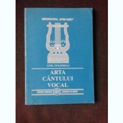 ARTA CANTULUI VOCAL - EMIL PINGHIRIAC