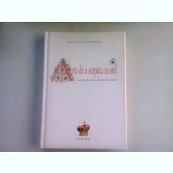 ARTA DE A SCAPA CU STIL - ALEXANDER VON SCHONBURG