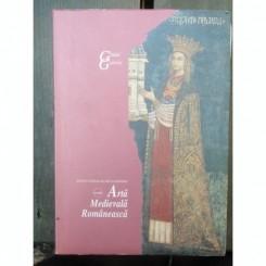 ARTA MEDIEVALA ROMANEASCA  - GHIDUL GALERIEI