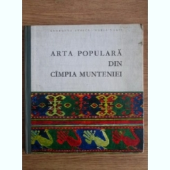 ARTA POPULARA DIN CAMPIA MUNTENIEI - GEORGETA STOICA