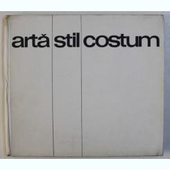 ARTA STIL COSTUM DE ADINA NANU 1976