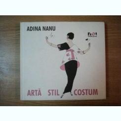 ARTA STIL COSTUM DE ADINA NANU