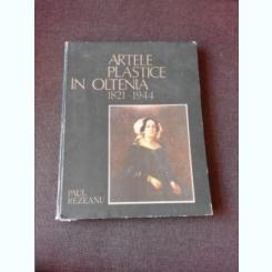 ARTELE PLASTICE IN OLTENIA 1821-1944 - PAUL REZEANU