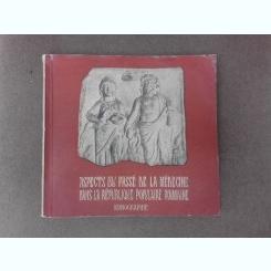 Aspects du passe de la medicinedans la Republique Populaire Roumanie, iconographie - G. Barbu  album