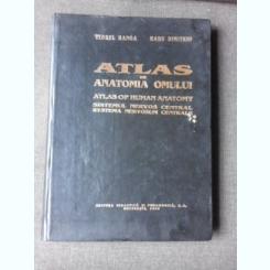 ATLAS DE ANATOMIA OMULUI, SISTEMUL NERVOS CENTRAL - VIOREL RANGA