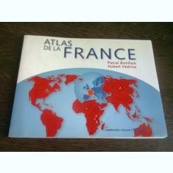 ATLAS DE LA FRANCE - PASCAL BONIFACE