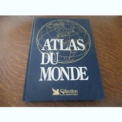 ATLAS DU MONDE  SELECTION DU READER'S DIGEST