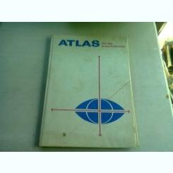 ATLAS FUR DIE 6.BIS11 KLASSE  (ATLAS GEOGRAFIC)