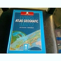 ATLAS GEOGRAFIC - OCTAVIAN MANDRUT