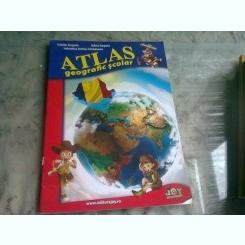 ATLAS GEOGRAFIC SCOLAR - CATALIN GOGOTA