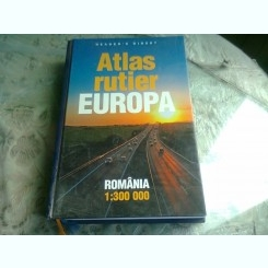 ATLAS RUTIER EUROPA. ROMANIA