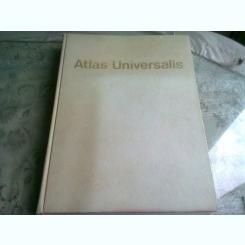 ATLAS UNIVERSALIS. ENCYCLOPEDIA UNIVERSALIS