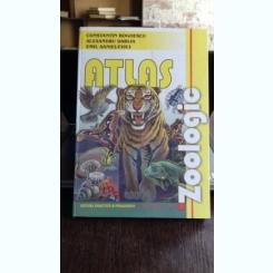 ATLAS ZOOLOGIC - CONSTANTIN BOGOESCU