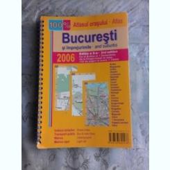 ATLASUL ORASULUI BUCURESTI, 2006
